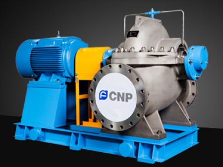 NSC单级双吸中开式离心泵