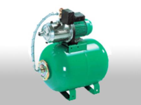 带压力罐的自动增压泵HMI-204/404EM