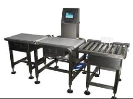 我公司十列重量分選系列產品成功交付客戶使用