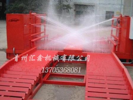 工地洗轮机厂家告诉您工地洗轮机的检查与保养