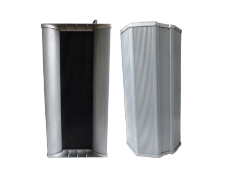塑钢室外豪华防水音柱