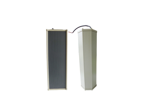 铝质室外豪华防水音柱