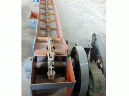 單鏈刮板除渣機
