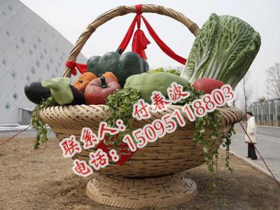 蔬菜雕塑,水果蔬菜雕塑,現代生態景觀農業園,現代設施農業,壽光蔬菜-壽光市農圣蔬菜文化產業有限公司