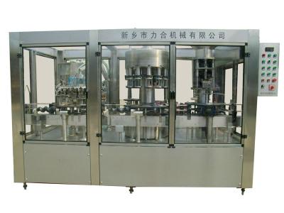 灌装线-葡萄酒灌装生产线-新乡市力合机械有限公司