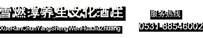 雪燃淳养生文化酒庄