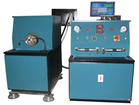 供山东高压共轨试验台功能|液压油泵试验台价格【图】