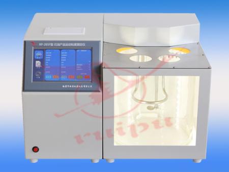 RP-265F型石油產品運動粘度測定儀