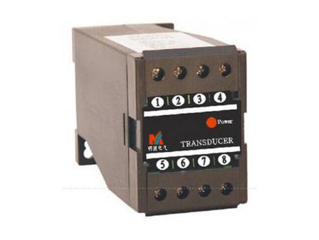 电量变送器的工作原理