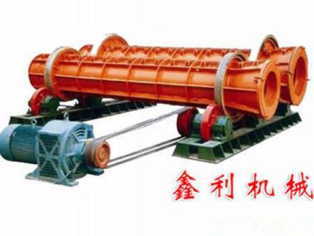 离心式水泥制管机