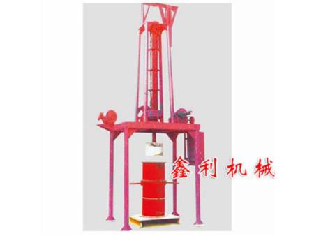 立式水泥制管设备