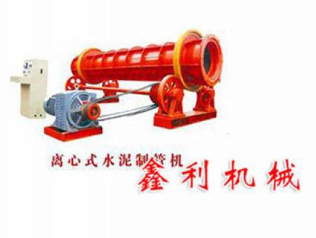 立式振动水泥制管机的设计与实际应用