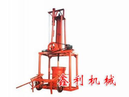 立式水泥制管机械