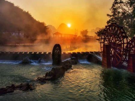 马山小都白农业综合示范村-广西万博manbetx登录施工