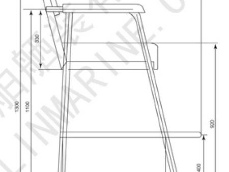 LGCY01钢质驾驶椅