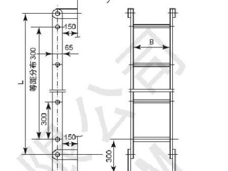 船用钢质直梯