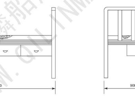 DC02-1 铝质双人吊床