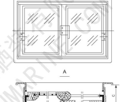 Y.LHCC铝质重型移窗
