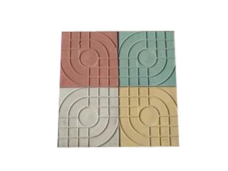 兰州彩砖生产--草坪砖的优势特点