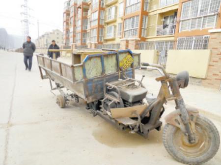 废旧机动三轮车用处大