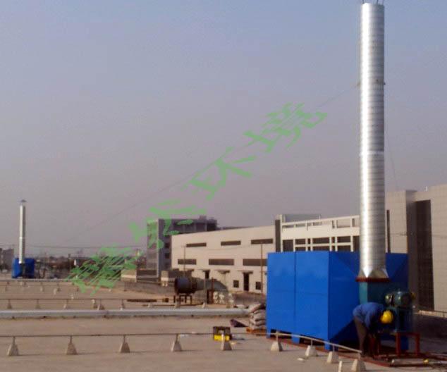 废气治理设备的广阔市场