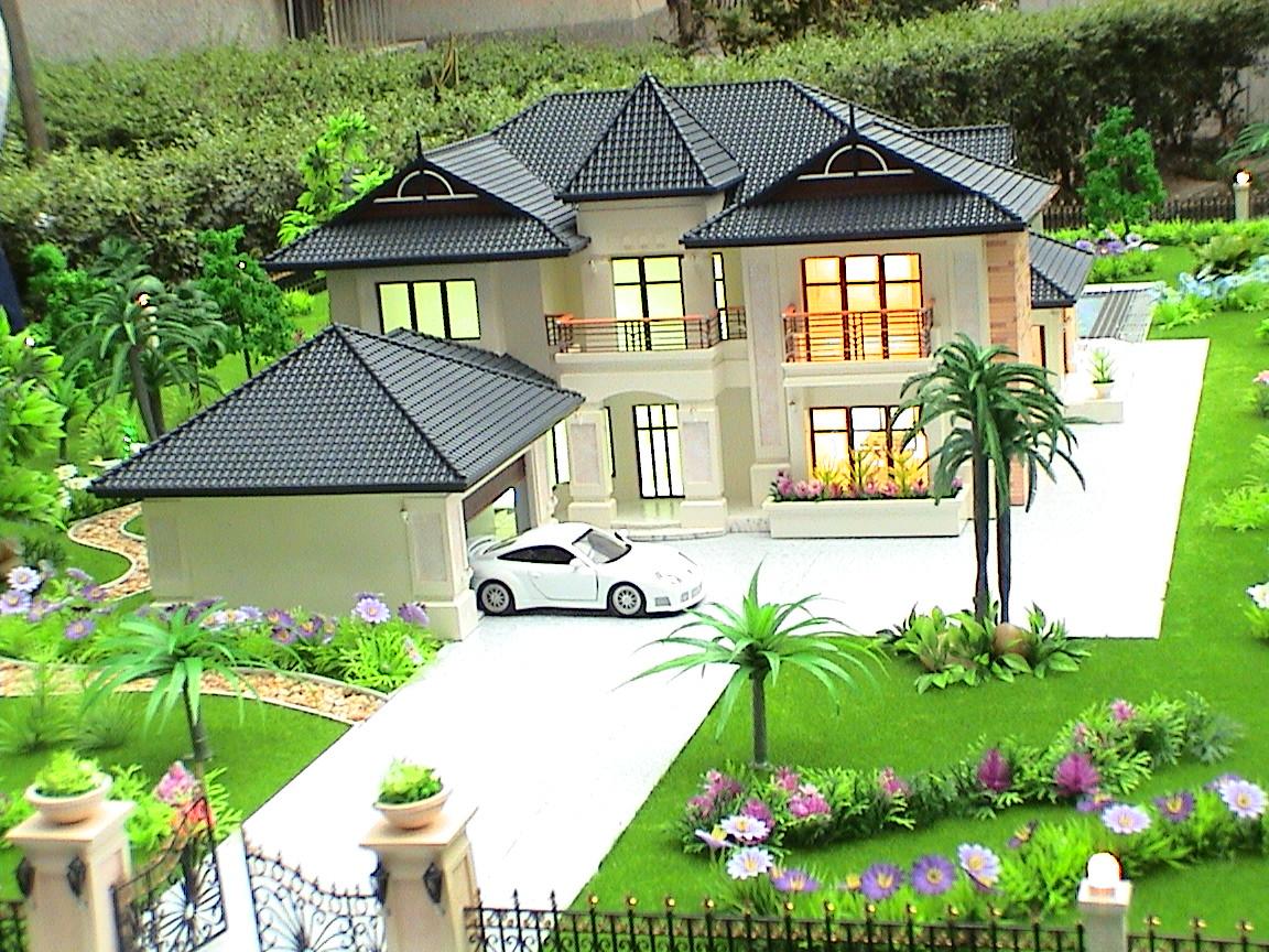 別墅|別墅-赤峰廣野模型設計有限公司