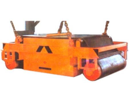 RCYD(B)型自动卸铁悬挂式永磁除铁器