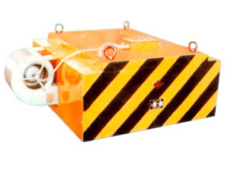 RCDA型人工卸铁风冷式除铁器