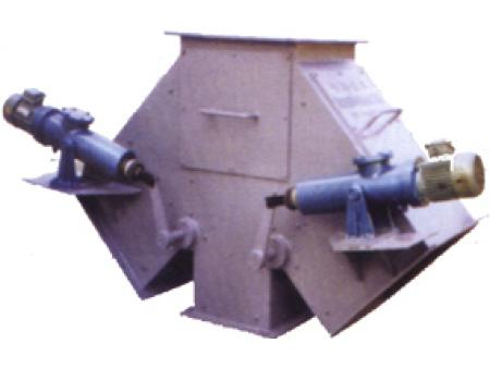 电液动四通分料器