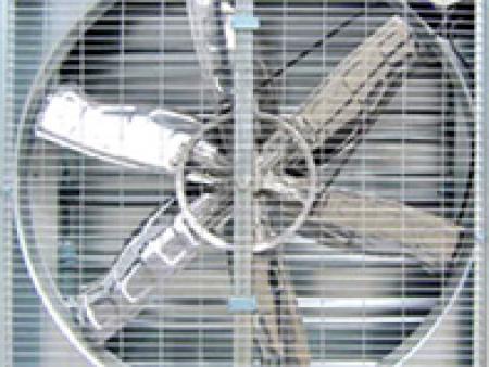 畜牧负压风机的安装说明