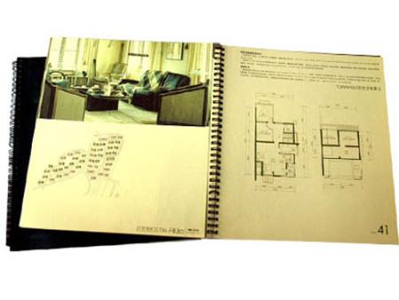 承揽各样本画册设计