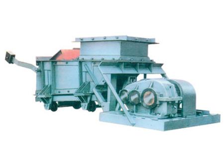 K型往復式給煤機
