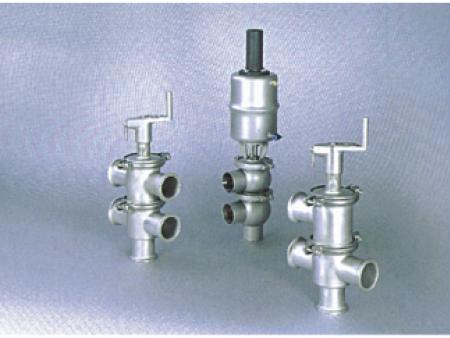 不锈钢流体管-气动截止/换向阀
