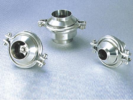 不锈钢卫生级管件-卫生级止回阀系列