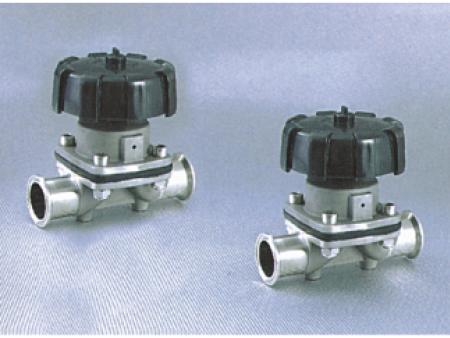 不锈钢中药柜-卫生级隔膜阀系列
