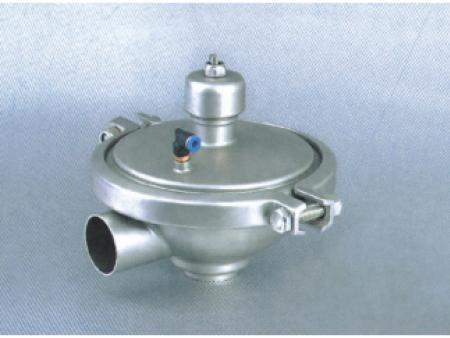 不锈钢隔膜阀-卫生级恒压调节阀