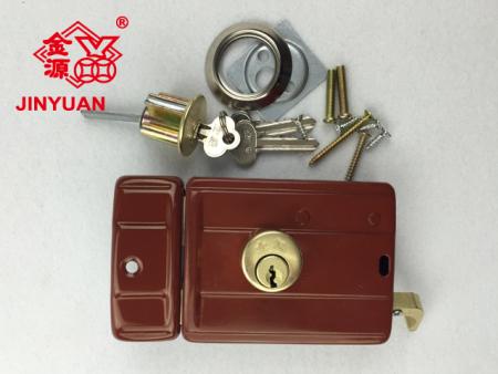 556木门锁