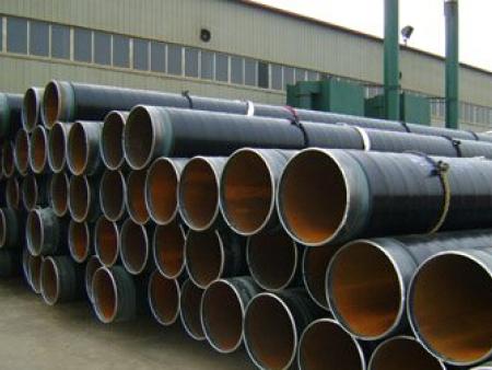 3PE防腐钢管的结构
