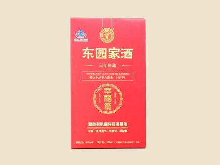 东园家酒·幸福篇 3年 125ml