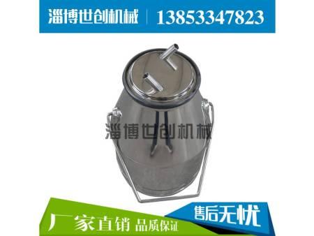 25L挤奶桶 304材质