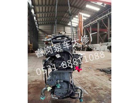 液压油泵维修