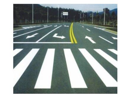 厚浆型马路划线漆