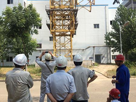 郑州比较好的D800-42塔吊租赁公司——塔吊出租报价