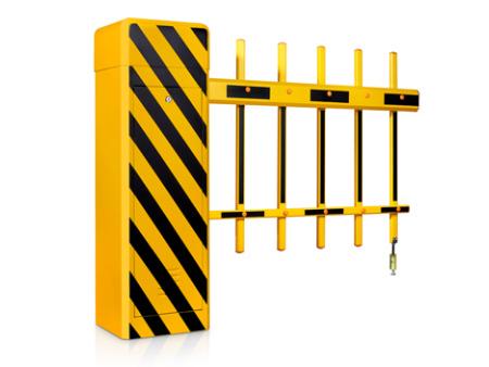 JS806A单层栅栏型道闸