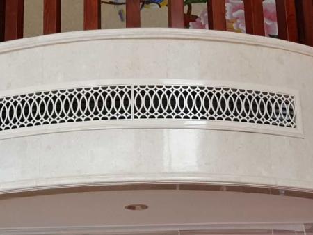 吉瑞德裝飾風口可以根據用戶的要求定制顏色和款式