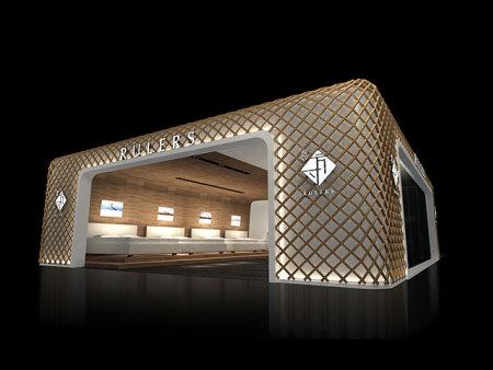 伟兰床垫高端展厅系列