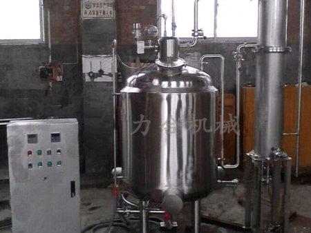 单锅蒸馏机组