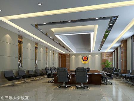 乐山五马坪监狱管理中心办公楼
