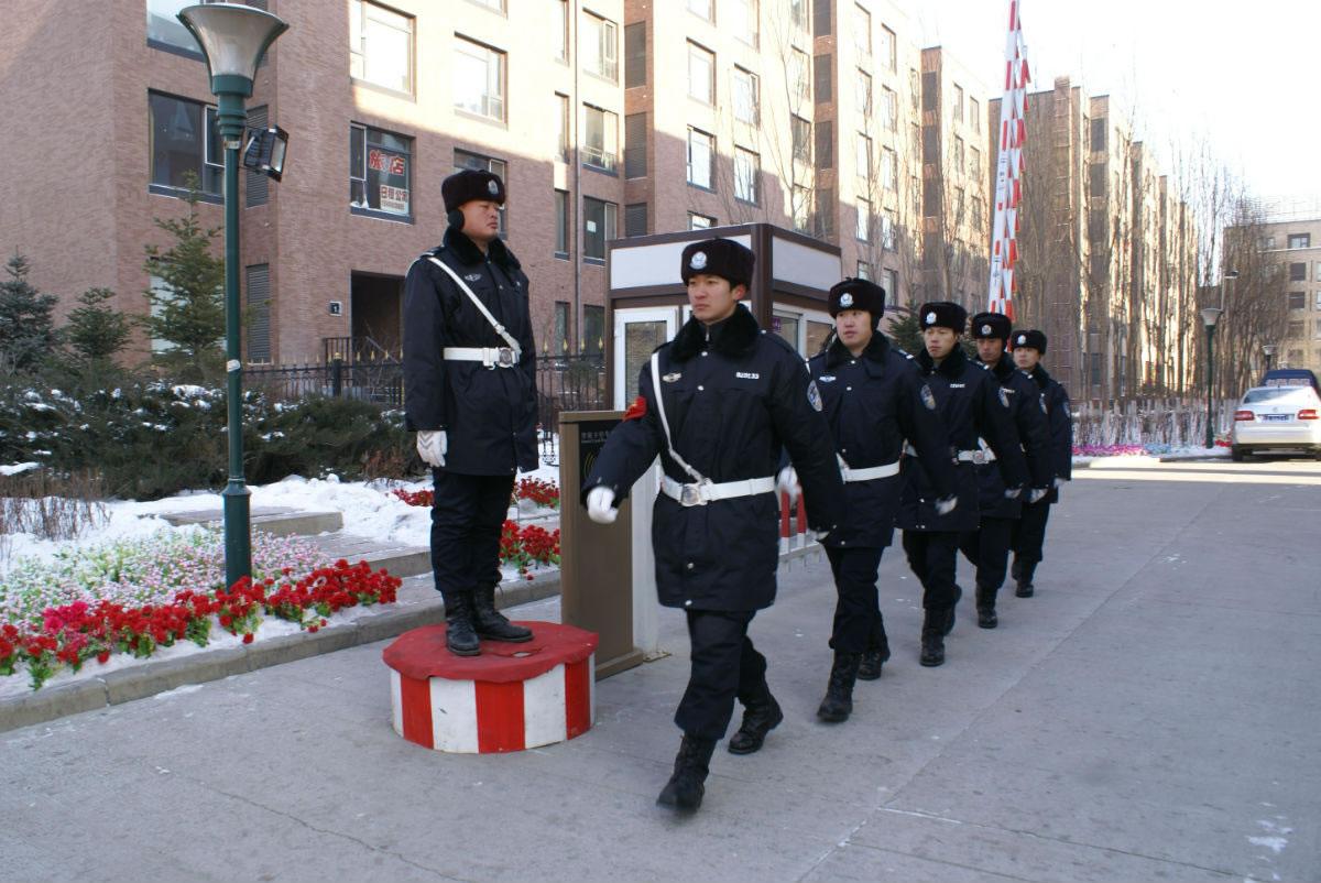 西安保安公司保安公司发挥的作用
