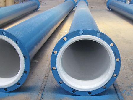 钢衬塑管道、管件